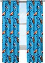 Amazon Com Disney Cars Curtains