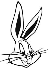 Bugs Bunny 1 Vinyl Sticker