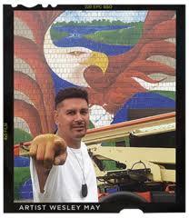 PRX » Piece » Wesley May, Native American Public Art