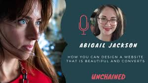 How to design a beautiful website that converts - with Abigail ...