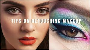 enhancing makeup with dodging and