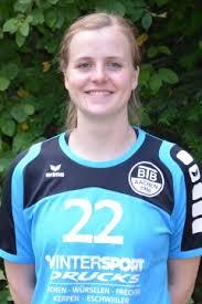 BTB Aachen - Kader 1. Damenmannschaft 2015/2016, Lisa Becker