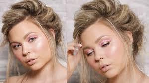 makeup tutorial spring fresh makeup