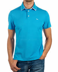 HARMONT & BLAINE © Polo Shirt ✶ 831 Double Collar