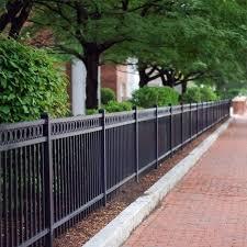 Hs Mfa6 Modern Fancy Aluminium Profile Square Tube Fences Decorative Garden Powder Coating Aluminum Fence Design Buy Aluminum Fence Aluminum Fence Design Aluminium Profile Fence Product On Alibaba Com