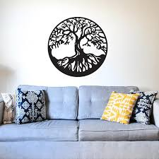 Tree Of Life Wall Decal Meaningful Sticker Decor Decals Market