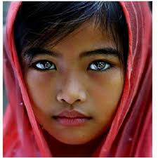 the most beautiful eyes from around the