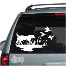 Dog Hunting Decals Stickers Decal Junky