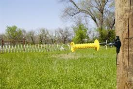 Shop 16 Electric Fence Spring Gate At Mccoy S