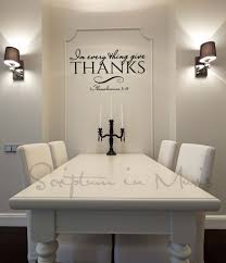 8 Most Inspiring Dining Room Wall Decal Ideas That You Need To Copy Freshouz Com Kitchen Vinyl Home Home Decor
