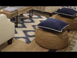 diy tire rope ottoman you