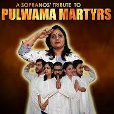 Pulwama Martyrs - a Sopranos Tribute by Hema Upasani & Prajakta Joshi &  Abhiruchi Deshpande & Ganesh Khandake & Pranav Deherkar & Nishit Thakkar on  Amazon Music - Amazon.com