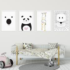 Nordic Style Kids Decoration Posters And Prints Boys Room Pictures Poster Wall Picture For Living Room Wall Art Canvas Prints Picture Posters Picture For Living Roomwall Pictures Aliexpress