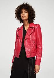 jet black sheila leather jacket