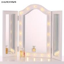 stand up mirror with lights ultimate