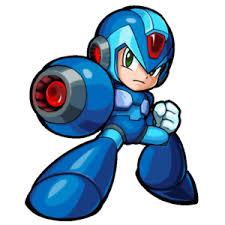 Mega Man X 3 6 Vinyl Decal Stickers Ebay