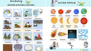 weather and natural disasters e