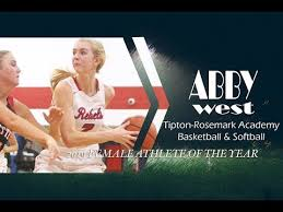 2019 Millington Star Female Athlete of the Year Abby West - YouTube