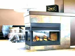 best fake gas fireplace logs wood for