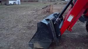 homemade skid steer quick attach