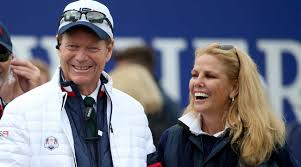 Tom Watson's wife, Hilary Watson, dies after battle with cancer