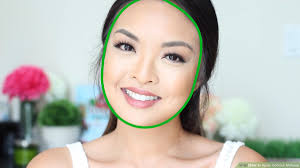 the easiest way to apply contour makeup