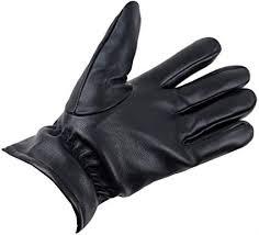 kitt mens winter thermal leather gloves
