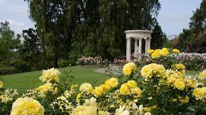 favorite botanical gardens sunset