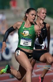 Ashlee Moore of Oregon