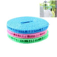 3pcs 5m Portable Anti Skid Windproof Clothesline Clothes Hanger Travel Rope Washing Line Drying Rack Fence Type Clothesline Clotheslines Aliexpress