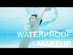 waterproof your makeup you