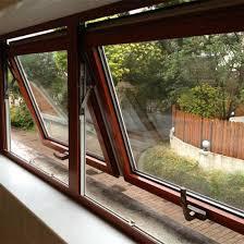 custom aluminum awning glass windows