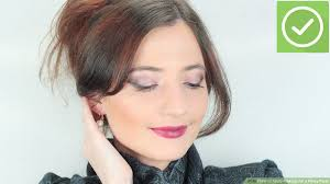 how to apply makeup for a fancy party