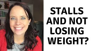 weight loss stall gastric sleeve