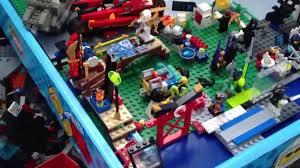 Ninjago City Lego Review - YouTube