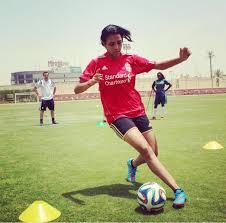 Egyptian female footballer Sarah Essam reaches English Premier ...