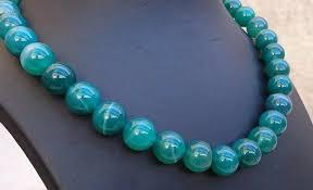 l azurde lazurde amazing green beads