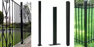 Square Tube Fence Posts Better Products Co