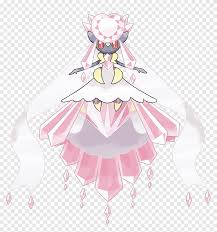 Pokémon Omega Ruby and Alpha Sapphire Pokémon X and Y Diancie ...