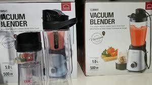 ✆ 082.7788333 - Máy xay sinh tố Lock and Lock Vacuum Blender ...