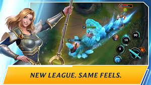League Of Legends Wild Rift Pre Register Download Taptap