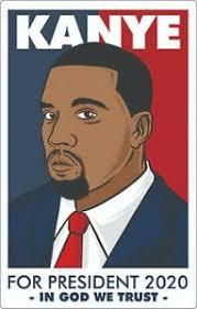 Kanye West For President 2020 Vinyl Sticker Decal Car Window Wall Laptop Ebay