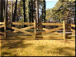 Atlanta Split Rail Fences Farm Fences