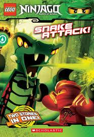 Snake Attack! (LEGO Ninjago: Chapter Book) - eBook - Walmart.com ...