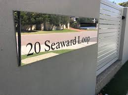 Letterbox Signs Letterbox Designs Perth Simmonds Steel