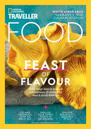national geographic traveller uk food