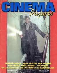Cinema Papers October 1977 by UOW Library - issuu