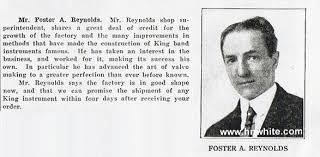 Foster A. Reynolds - Contempora Corner