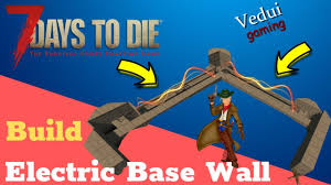 Electric Fence Post Official 7 Days To Die Wiki