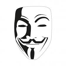 Anonymní Stock vektory, Royalty Free Anonymní Ilustrace ...